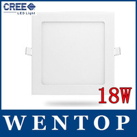 4PCS 18W CREE LED Recessed Ceiling Panel Down Lights Bulb with driver Quartet