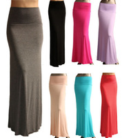 2014 Hot Fashion Skirts Women's Long Skirt Evening Party Skirt Summer Maxi Skirts for Girl Ankle-Length skirt