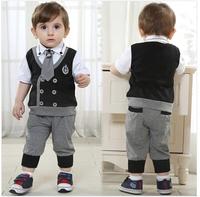 roupas infantil conjunto menina sports set branded items baby boy clothes high quality infant clothing  baby boy 4 pieces suit