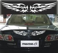 car styling large Angel Wing sticker stylish car stickers 30x10cm 1 pair car body fitting