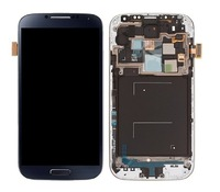 Blue  For Samsung Galaxy S4 S3 i9505 LCD With touch screen Digitizer Assembly Galaxy s4 LCD
