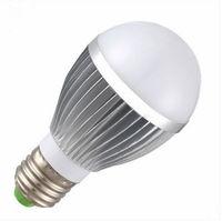 E27 Led Bulb light Spotlight 3W 5W 7W 180 degrees LED Aluminum Bulb Lamp AC85-265V Cold Warm/Cool White