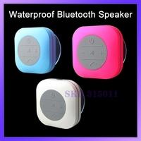 Multifunctional Portable IPX4 V3.0 EDR Mini Waterproof Bluetooth Speaker in Bathroom