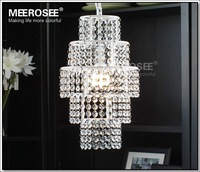 Vintage Crystal Chandelier Light Fitting Cottage White Suspension hanging Light for Dining Room, Porch Aisle