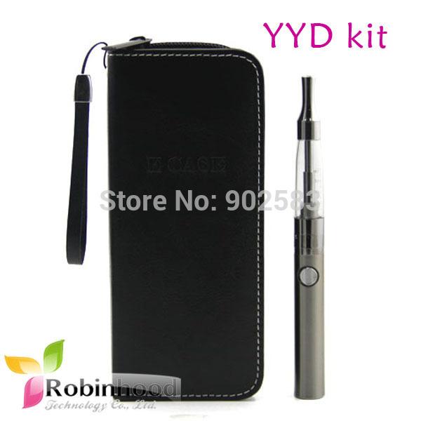Free DHL Hottes ecig e cigarette kits YYD tanks CE4 CE5 MT3 EVOD 650mah sets high