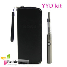 Free DHL Hottes ecig e-cigarette kits YYD tanks CE4 CE5 MT3 EVOD 650mah sets high quality vapors pen smoking pen 2pcs/lot