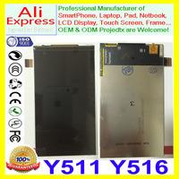 for Huawei Ascend Y511 Y516 New Full LCD Display Panel Monitor Screen Repair Replacement Original Part