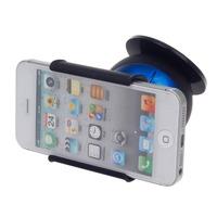 Free shipping Hot-selling CHOYO Universal Car phone holder &Black+Blue Car Holder Windshield Mount Bracket for Mobile Phone