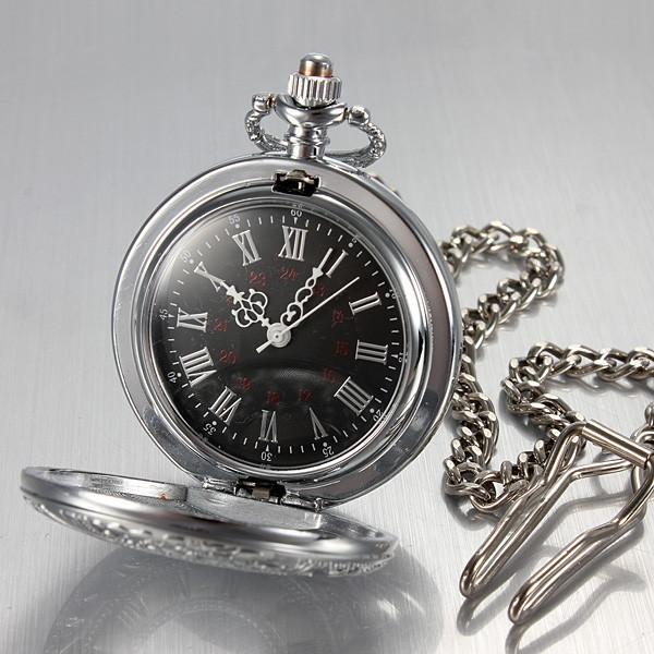 Карманные часы на цепочке No  watch