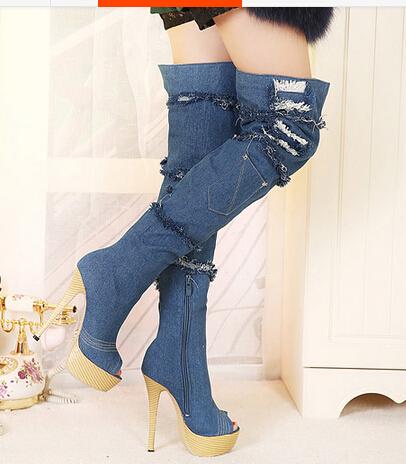 Женские ботинки peep toe 14 женские ботинки toe