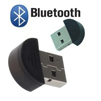 Mini Smallest USB wireless Bluetooth 2.0 Dongle Adapter Free Shipping