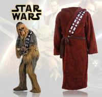 Star Wars Chewbacca Bath Robe Bathrobe Cloak Mantle Cape Cosplay Costume Towel