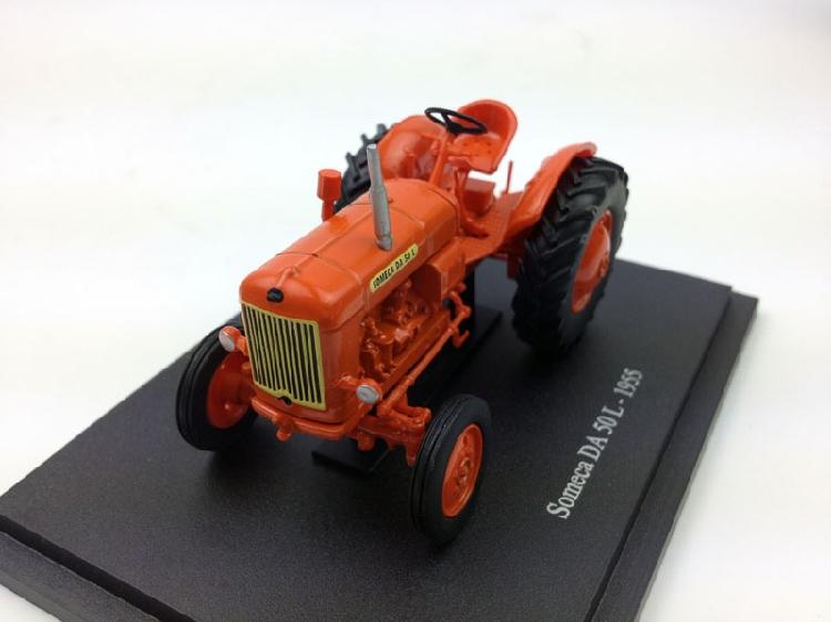 Universal Hobbies 1:43 Someca DA 50L-1955 Diecast Model Tractor(China (Mainland))