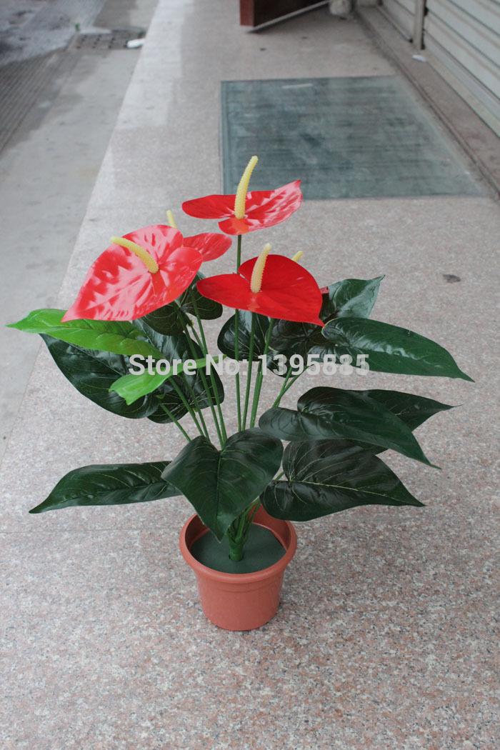 Plastic tree Artifical flower bon