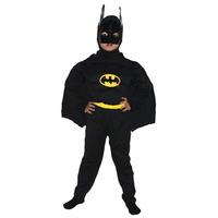 OISK Halloween costumes for children kids sets carnival super hero cosplay clothing Superman Batman halloween costume for kids