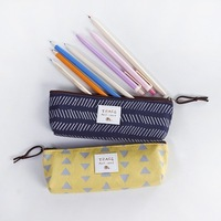 Free shipping BF050 Fashion boat design pen bag, stationery bag pencil bag 19.5*7cm