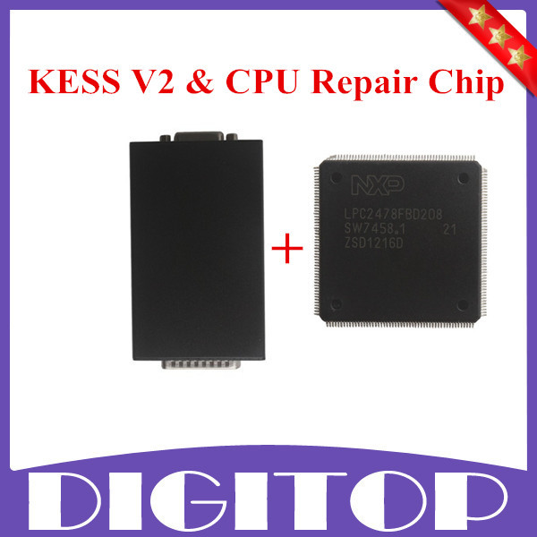Оборудование для диагностики авто и мото NO 2015s KESS V2 OBD2 V2.10
