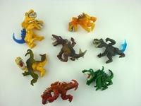 30pcs/lot Dinosaur Mini Figures For Kids Christmas gifts
