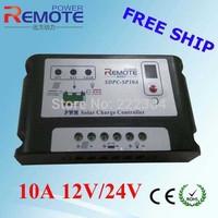 2014 10A amp 12V-24V Solar charge controller for solar Panel battery PV system