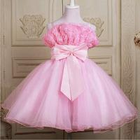 New Fashion 2014 Kids Girl dress Cute girl princess Wedding party Dress children dress for girl Evening Dresses Hot Sale