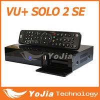 VU+ SOLO 2 SE Satellite Receiver with HD DVB-S2 Twin Tuner Linux OS 1300MHz CPU Mini Vu solo2 SE