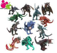 Dinosaurs Model Action Figure Toys For Kids Boys Girls Gifts Children Hobby Learning & Education Fantasy Fictional Dinosaus