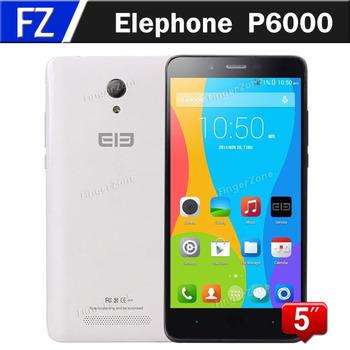 """В наличии Elephone P6000 5 """" HD OGS андроид 4.4.4 MTK6732 четырехъядерный процессор 4 г LTE мобильный сотовый телефон смартфон 13MP CAM 2 ГБ оперативной памяти 16 ГБ ROM"""