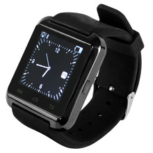 Bluetooth V3.0 Watch Wrist Watch U Watch U8 with Anti-lost Alarm Function Mate for iPhone & Samsung & Android Smartphones