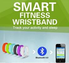 New Smart Watch Smartband Bluetooth 4.0 smartband Waterproof Fuelband Fitbit Flex Sleep Tracking Health Smart Watch