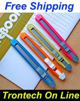 cutter Utility Knife Box Cutter Retractable Razor Blade Knife for car trim/film/sticker