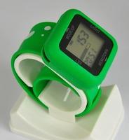 Wristband Pedomrter Watch As Christmas Gift