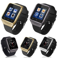 2014 S8 Smart Watch Phone Bluetooth 4.0 Android 4.4.2 Wifi 3G WCDMA Dual Core MTK6572 1.2GHz GPS 5.0 MP Camera Wristwatch