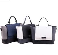Fashion brand shoulder bags trapeze women bag bags with zipper&hasp for lady handbag bag