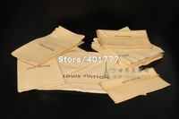 Brand design Flannel dust bag  handbag dust bag+ shoes dust bag+ wallet dust bag 3 different size