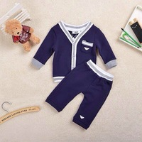 Retail Brand Girl's  Cotton Jacket+Casual Pants/Children's Hoodies Sweatshirts+Trousers/Boy's Casual Clothes 2In Sets
