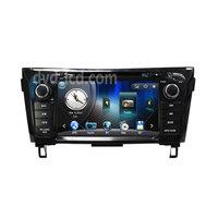 for 2014  Nissan X-trail  Qashqai navigation Car DVD GPS player Radio Head units RDS TV Ipod