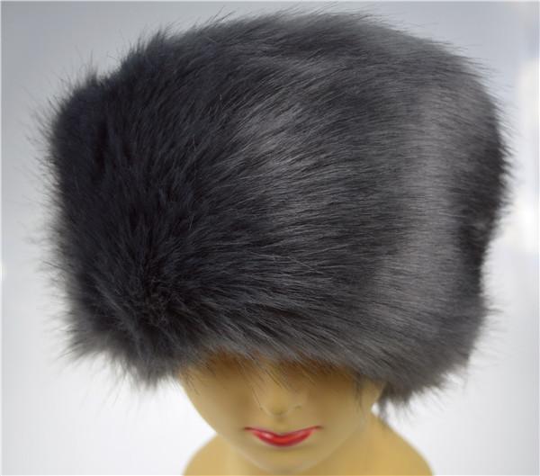 Free Shipping ! 2014 Fashion Fake Fur Headband,Elastic headband, Fake Fur Plush Head Hair Bands Hair accessories(China (Mainland))