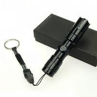 [ Special Offer ] New 1PCS Mini LED Flashlight Light Waterproof Belt Key Chain Small Lamp
