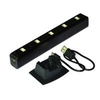Led lantern light camping flash lantern power bank with micro USB port
