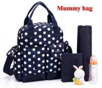 Free shipping Mother and baby products/New fashion multifunction large-capacity portable shoulder Mommy bag  B29