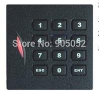 Free Shipping  KR102M RFID Card Wiegand 34bit  Reader/13.56Mhz  Proximity Card Reader,ic card reader