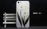 DosHermanas pattern oil painting Design hard phone case for iphone 6 6 plus
