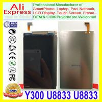 for HuaWei Ascend Y300 T8833 U8833 New Full LCD Display Panel Monitor Screen Repair Replacement Original Part