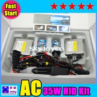 F3 35W fast start and bright H1 H3 H7 H11 9005/HB3 9006/HB4 880/881 SQ0825 Fast bright hid kit SQ0251