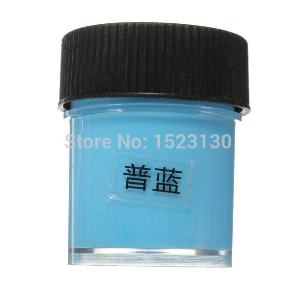 10ml DIY Luminous Paint Pigment Glow Powder Graffiti Party Makeup Decor 7 Colors Free Shipping(China (Mainland))