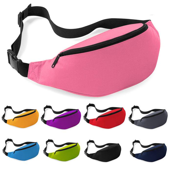 Unisex Bag Travel Handy Hiking Sport Fanny Pack Waist Belt Zip Pouch Vosicar(China (Mainland))