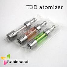 Original ecig atomizers kanger t3d mt3 atomizer dual coil atomizer Kanger t3d/MT3S tanks Kanger tech atomizer Kanger T3D 2pc/lot