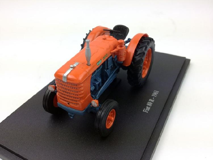 Universal Hobbies 1:43 Fiat 80 R-1961 Diecast Model Tractor(China (Mainland))
