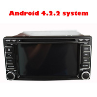 EMS DHL touch screen Pure android 4.2.2 system car dvd for Subaru Forester Impreza 2008-2011