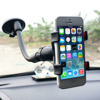 Universal 360 dgree Rotation Car Mount Stand Holder Windshield Bracket for GPS Mobile Phone Worldwide Store